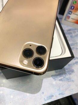 Мобильные телефоны - iPhone 11 Pro Max 256gb Золотой Ростест., 0
