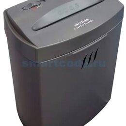 Машинки для уничтожения бумаг - Шредер.Машина для уничтожения бумаг GLADWORK VS503C, 0
