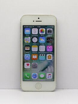 Мобильные телефоны - iPhone 5 16Gb, 0
