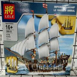 Игровые наборы и фигурки - Конструктор Pirates of the Caribbean Флагманский корабль 39010, 0