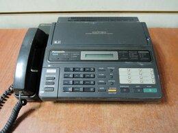 Факсы - Факс Panasonic KX-F130BX, 0