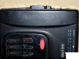 Цифровые плееры - плеер кассетный Sanyo MGR-90, 0