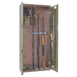 Сейфы - Сейф оружейный OSH-6P (6 стволов), 0