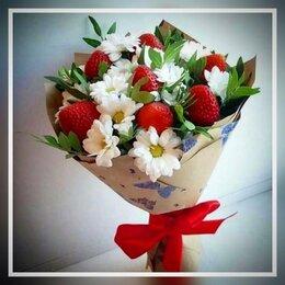 Цветы, букеты, композиции - Букет из клубники!, 0