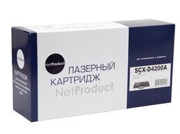 Картриджи - Картридж NetProduct (N-SCX-D4200A) для Samsung…, 0