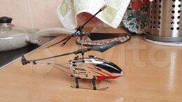 Радиоуправляемые игрушки - Вертолет Gyro-111 металл, 0