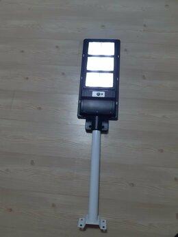 Уличное освещение - Мега большой прожектор на солнечных аккумуляторах , 0