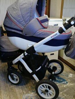 Коляски - Продам детскую коляску  Snolly Focus 2 в 1 б/у ., 0