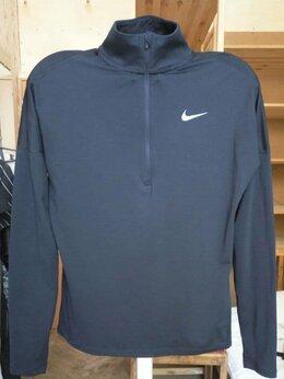 Футболки и топы - Лонгслив кофта для бега Nike Running, 0