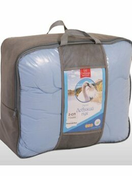 Одеяла -  Одеяло «Лебяжий пух» 1,5 сп, 150 г/м2,…, 0