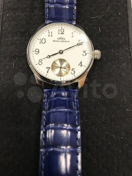 Наручные часы - часы, Mikhail Moskvin, механика , 0
