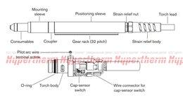 Плазменная резка - 228737 Hypertherm Комплект: муфта позиционирования, 0