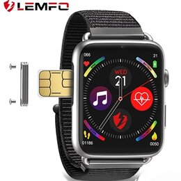 Умные часы и браслеты - Смарт часы Lemfo Lem 10 4G LTE, 0