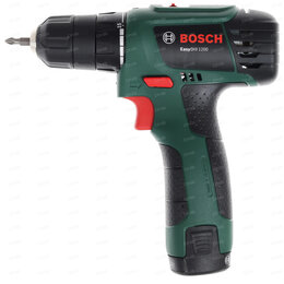 Дрели и строительные миксеры - Дрель-шуруповёрт Bosch Drill-1200, 0