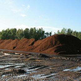 Субстраты, грунты, мульча - Торф верховой в мешках по 60 литров , 0
