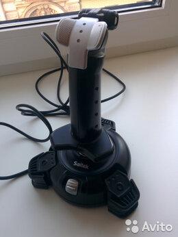 Рули, джойстики, геймпады - Игровой джойстик USB модель ST50-Avia, 0