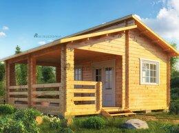 """Готовые строения - Садовый домик из мини-бруса 6х5 """"Прованс"""" , 0"""