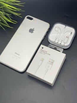 Мобильные телефоны - iPhone 7 plus Silver 32 gb Б/У, 0