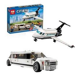 Автокресла - Конструктор Cities Сити Служба аэропорта для важных клиентов, 0