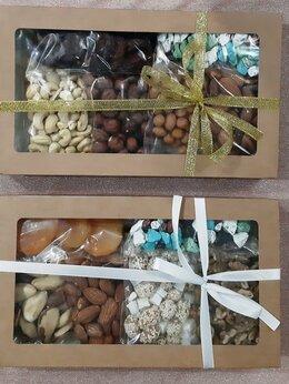 Подарочные наборы - Подарочный набор орехов, 0