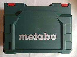 Сумки для инструментов - Кейс пластиковый для шуруповерта  Metabo…, 0