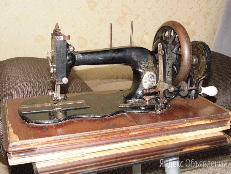 """Машинка швейная """"Kohler & Winselmann"""" (1879 г.в. - Германия) по цене 35000₽ - Другое, фото 0"""