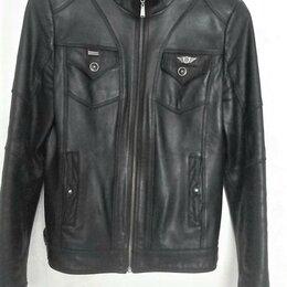 Куртки - Куртка, НОВАЯ, из  натуральной высококачественной кожи, 0