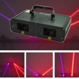 Световое и сценическое оборудование - LEXOR LD284 Fat beam light BR Violet blue: 200mW…, 0
