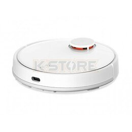 Роботы-пылесосы - Робот-пылесос Xiaomi Mijia Smart Robot LDS Edition белый STYTJ02YM, 0