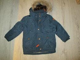 Куртки и пуховики - Куртка на мальчика зимняя на 5- 6 лет, 0