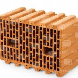 Строительные блоки - Блок Керамический (Тёплая керамика), 0