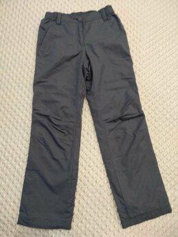 Брюки - Демисезонные непромокаемые брюки, 0