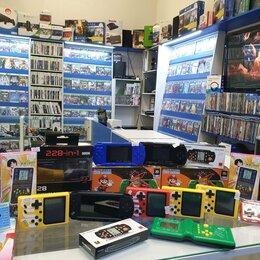 Игровые приставки - Портативные игровые приставки SUP 400в1 в Парке ИГР, 0