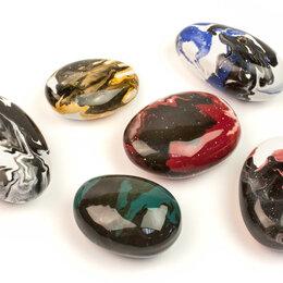 Камни для печей - Декоративные керамические камни микс 14 шт ZeFire, 0