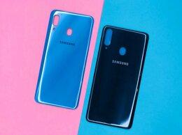 Корпусные детали - Задняя крышка Samsung Galaxy A20 / A20s, 0