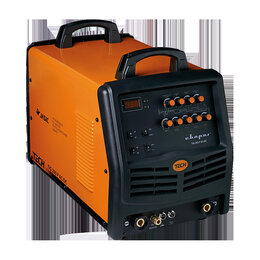 Сварочные аппараты - Аппарат аргонодуговой сварки TECH TIG 200 P AC/DC (E101), 0