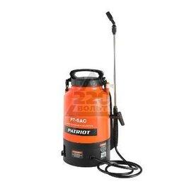 Электрические и бензиновые опрыскиватели - Опрыскиватель аккумуляторный Патриот 5 л, 0