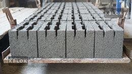 Строительные блоки - Блоки, Полублоки муровые, керамзитобетонные ГОСТ, 0