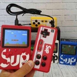 Игровые приставки - Игровая консоль с джойстиком, 0