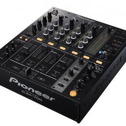 Микшерные пульты - PIONEER DJM-700-K DJ, 0