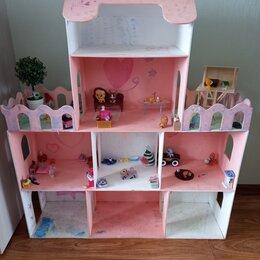Аксессуары для кукол - Детский игровой домик, 0