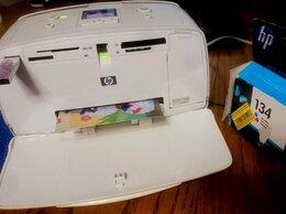 Принтеры и МФУ - Фотопринтер с новой головкой  картриджем, 0
