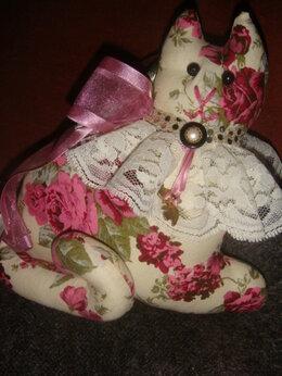 Сувениры - Игольница игрушка кошка винтаж Англия, 0
