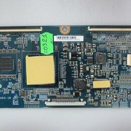 Запчасти к аудио- и видеотехнике - Платы T-con для телевизоров (Т-кон Тайминг-контроллер матрицы), 0