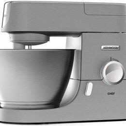 Кухонные комбайны и измельчители - Кухонная машина Kenwood KVC3100.S, 0
