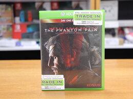 Игры для приставок и ПК - Metal Gear Solid V The Phantom Pain - Xbox One…, 0