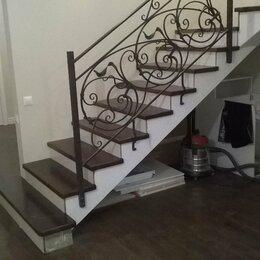 Лестницы и элементы лестниц - Лестница на второй этаж по индивидуальный размерам , 0