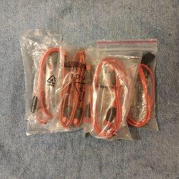 Компьютерные кабели, разъемы, переходники - Шлейф SATA новый, 0
