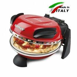 Прочая техника - Электрическая мини печь для выпечки пиццы G3 ferrari Delizia G10006 красная, 0