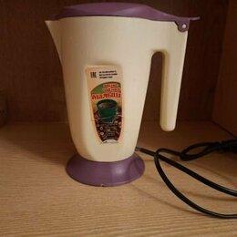 Кофеварки и кофемашины - чайник эл.  МАЛЫШ , 0